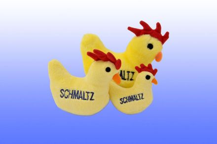 Picture of #942, 942M and 942S Schmallz the Chicken