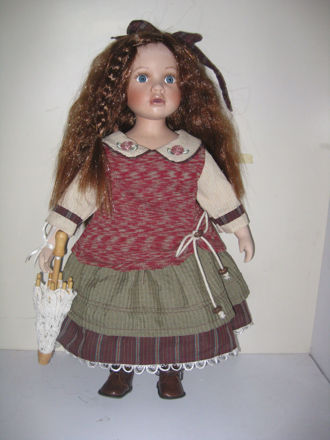 Picture of #282D Leah Lili Doll